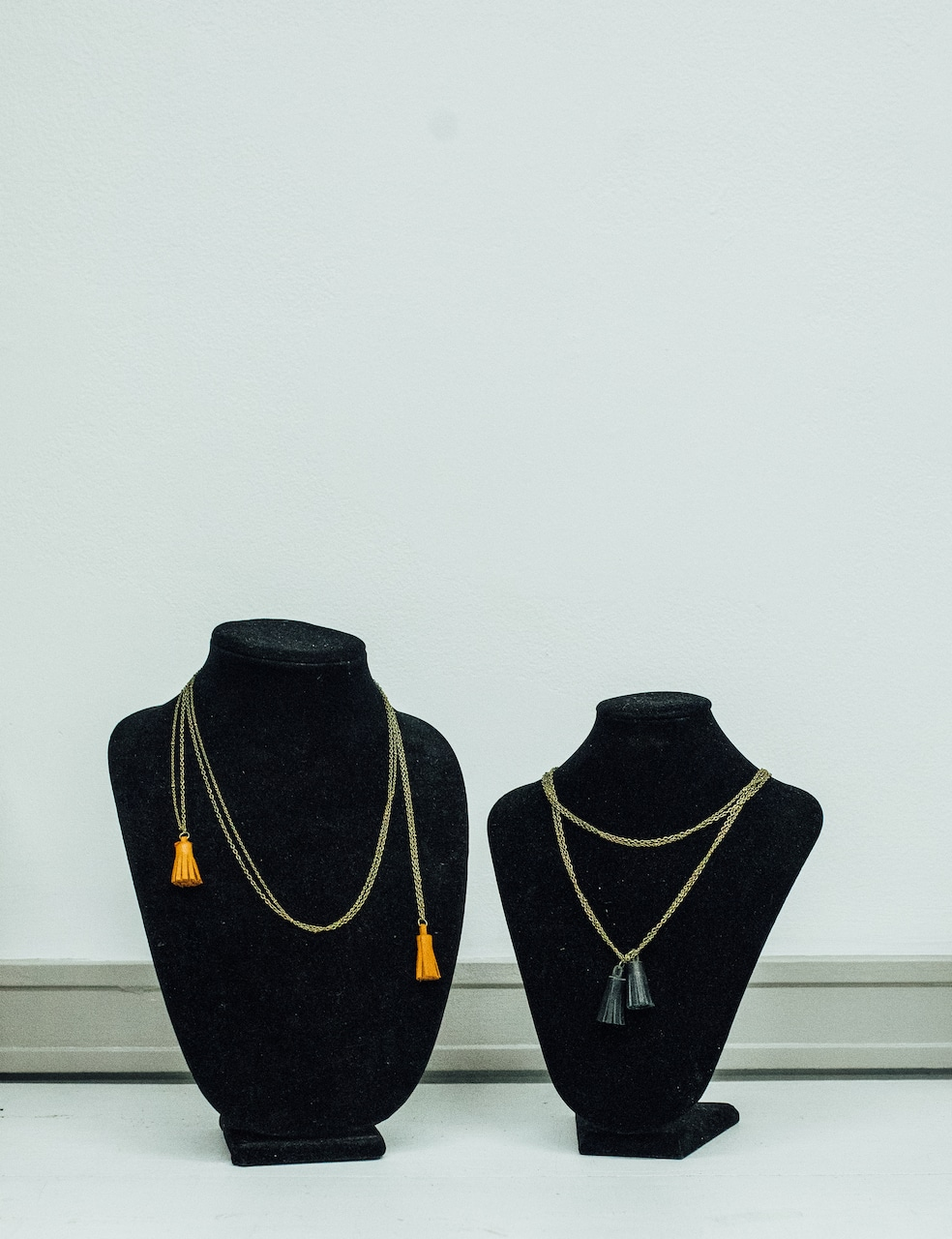 Rooted necklaces