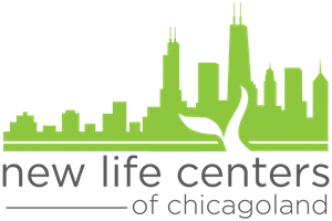 New Life Centers of Chicagoland Retina Logo